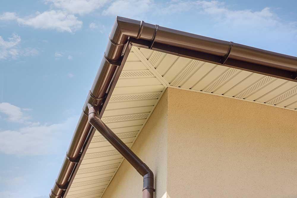 Водосточная система Polivent, вентиляционная система, вентвыходы, пластиковая вентиляция, водостоки