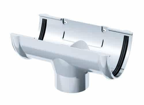 воронка желоба, пластиковый водосток для дома, воронка желоба, пластиковый водосток для крыши цена