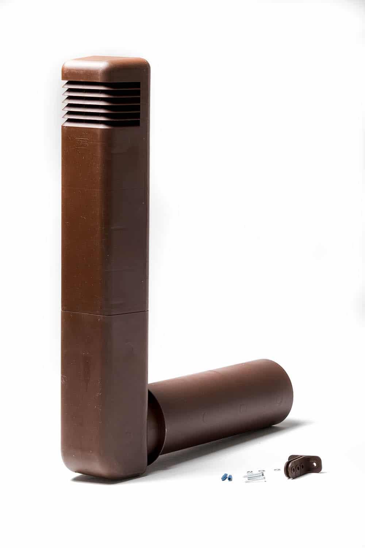 Канализационный выход, Цокольный дефлектор, цокольный дефлектор купить, цокольная вентиляция