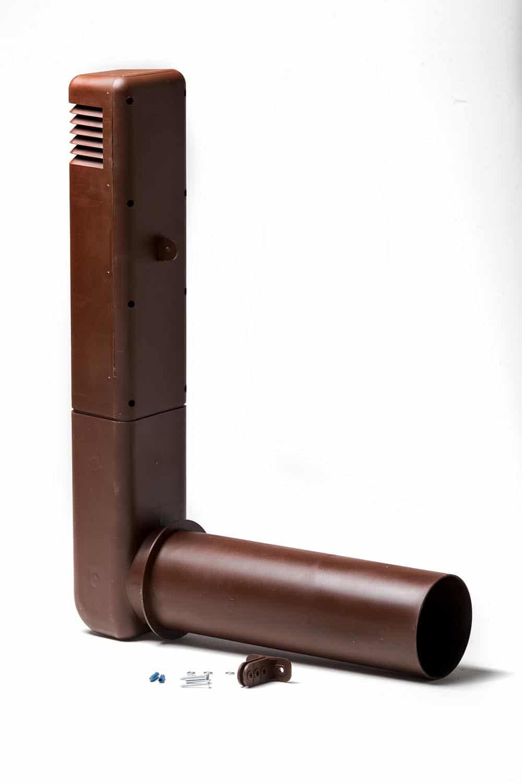 Цокольный дефлектор, цокольный дефлектор купить, цокольная вентиляция, дефлектор POLIVENT, вентиляция цокольного этажа