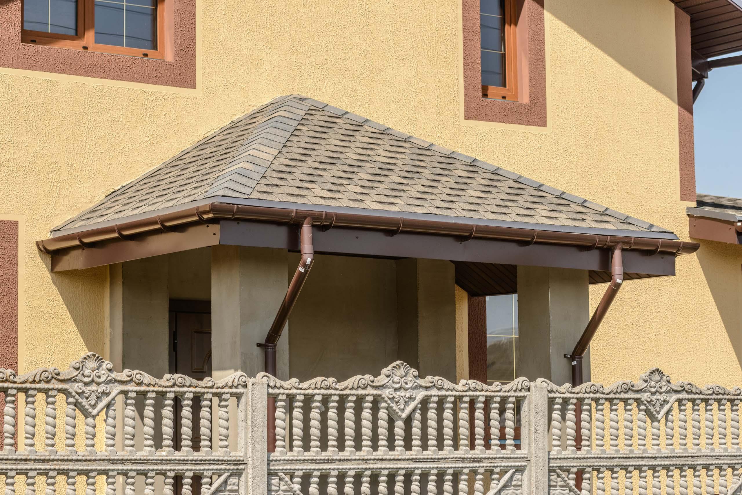пластиковый водосток для крыши, водосток для крыши, водосток для крыши цена, водосточная система, водосточная система polivent