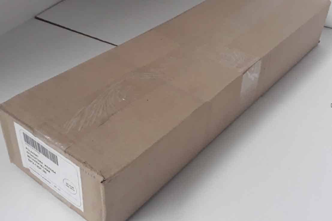 упаковка кронштейна желоба