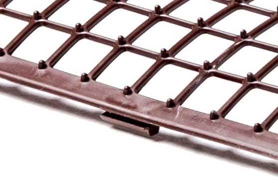 решетка желоба, решетка водосточного желоба, защитная решетка желоба, водосточная система, водосток, пластиковый водосток