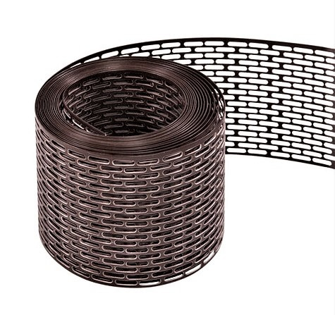 Новый продукт: лента карнизная вентиляционная перфорированная