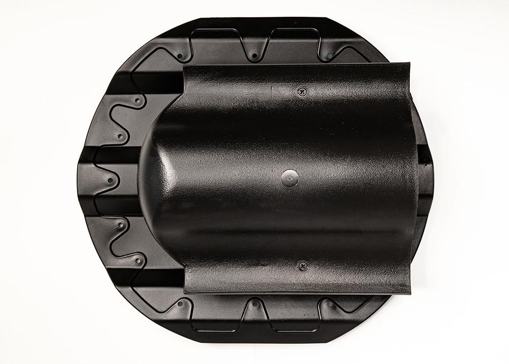 КТВ-вентиль PROF-20 для металлопрофиля черный