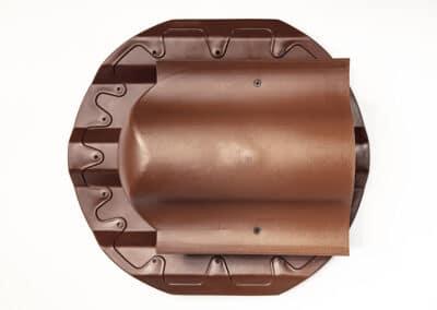 КТВ-вентиль PROF-20 для металлопрофиля красный