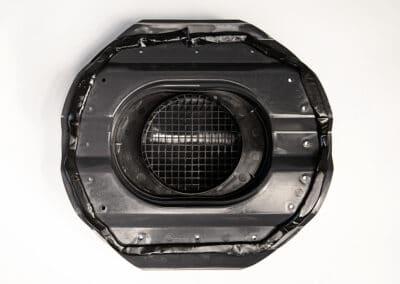 КТВ-вентиль PROF-20 для металлопрофиля серый
