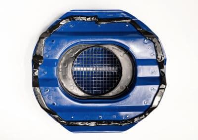КТВ-вентиль синий для металлопрофиля