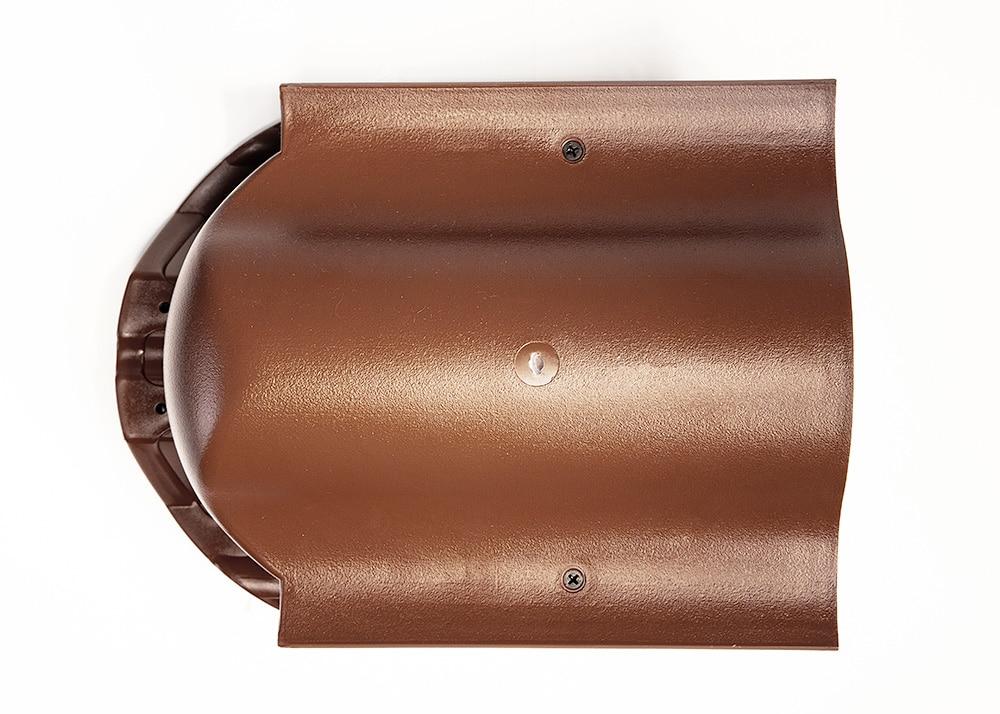 квт-вентиль PROF-35 для металлопрофиля красный