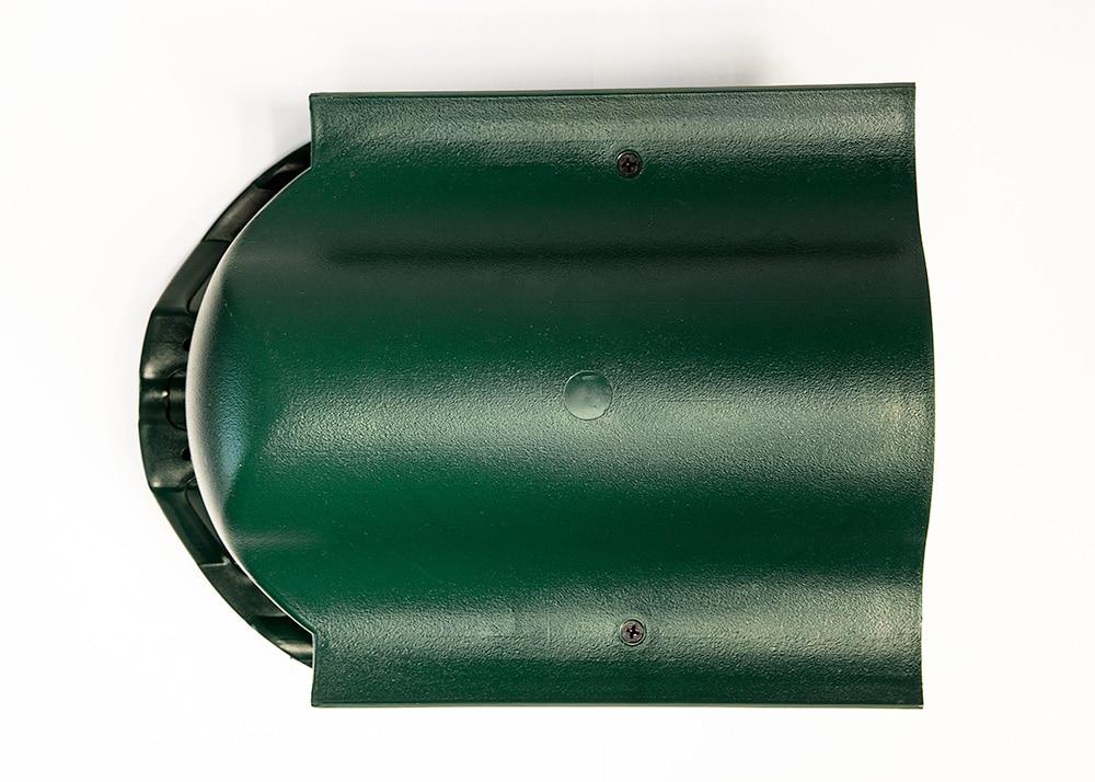 квт-вентиль PROF-35 для металлопрофиля зеленый
