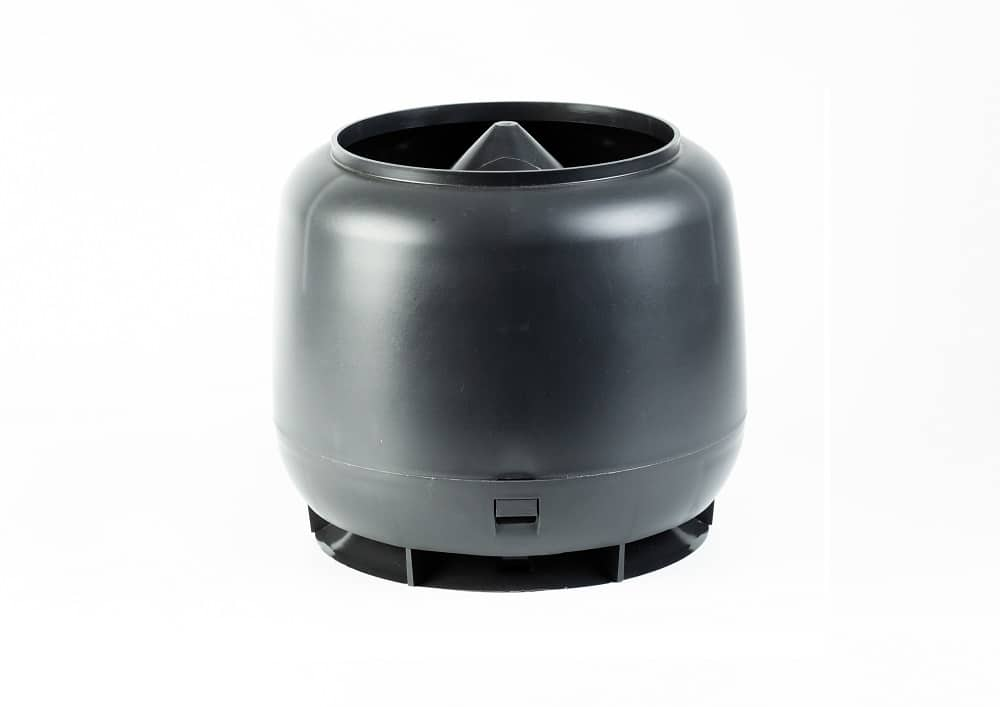 Polivent колпак вентильный D-110 D-160 серый