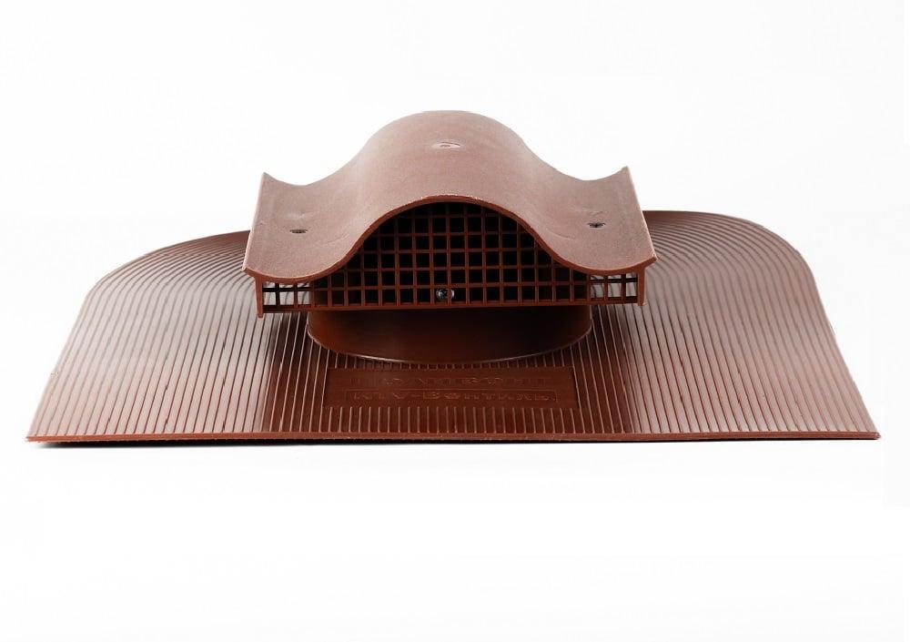 КТВ-вентиль ГЧ для крыши из мягкой черепицы