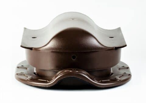 КТВ-вентиль SKAT для металлочерепицы профиль Монтеррей