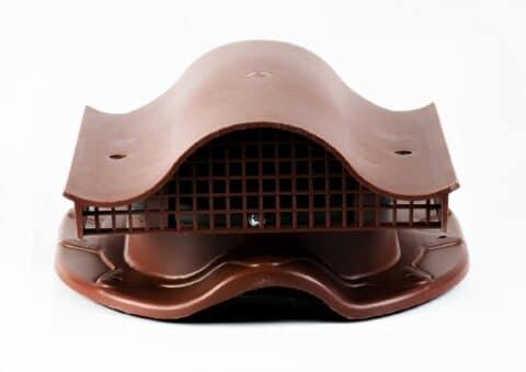 КТВ-вентиль SKAT для металлочерепицы monterrey