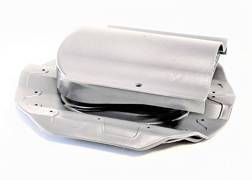 КТВ-вентиль PROF 20 серебро