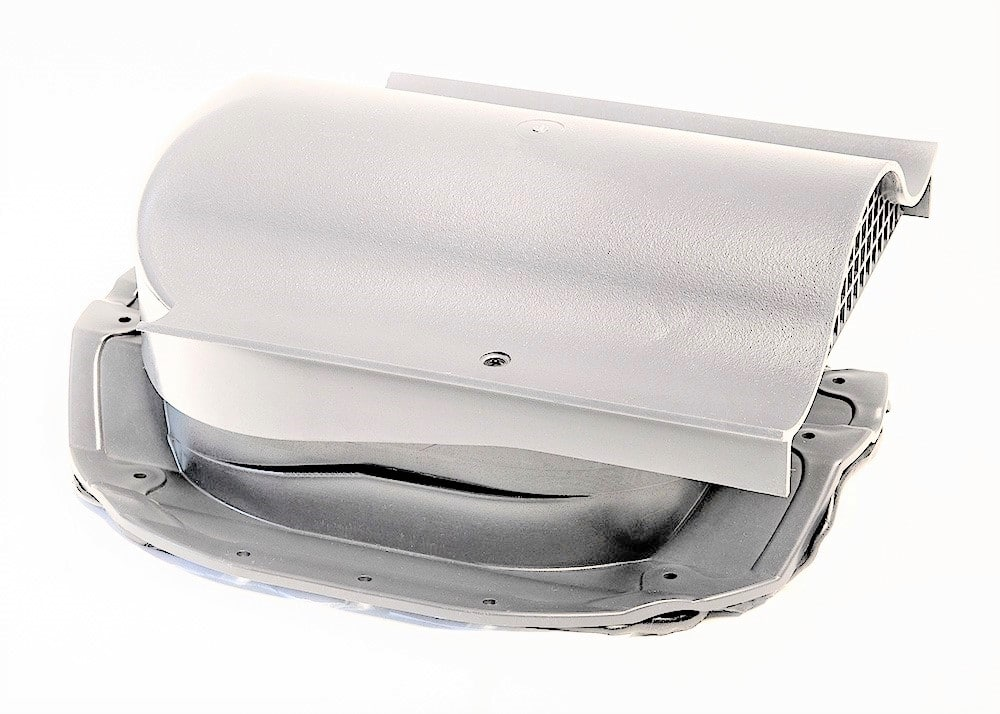КТВ-вентиль PROF 35 серебро